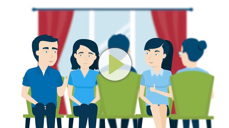 Im Video erklärt:  Handwerkszeug gegen Rückfall